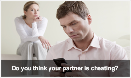 Partner Cheating - private investigator Essex UK